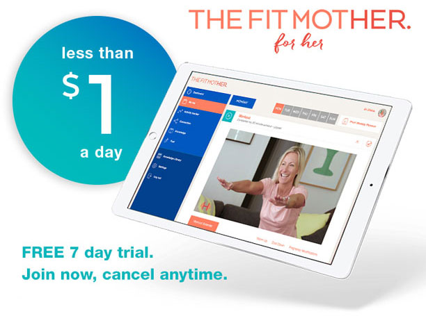Invitation to join The Fit Mother