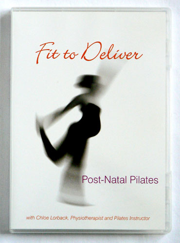 DVD Post Natal Pilates